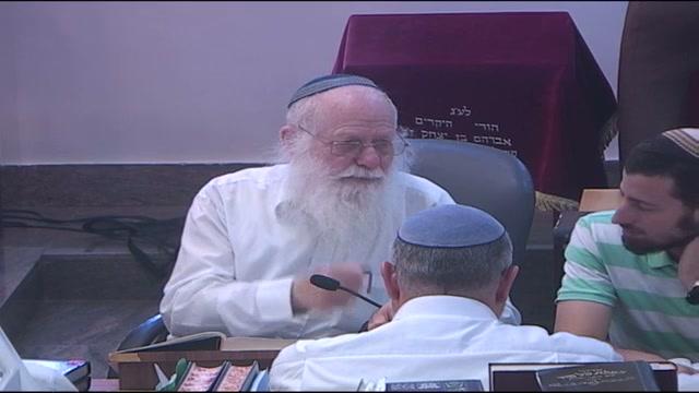 כל פרט ממעשיו דיבוריו ומחשבותיו של האיש הישראלי פועל פעולות משמעותיות בגבהי מרומים