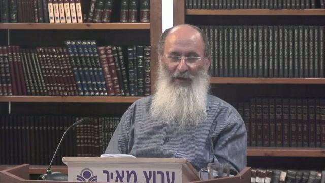 כשלומדים תורה לשמה עושים חסד עם כנסת ישראל