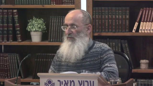 השגת התורה בישראל קשור למוסריות הלומד