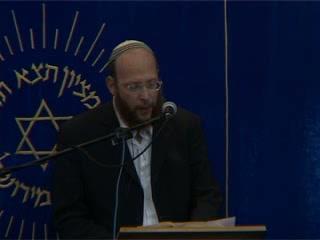 אזכרת יום השלושים למרן הרב אברהם שפירא זצל