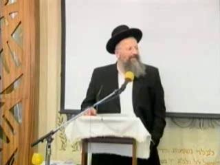 הרב שמואל אליהו על ספור התגלותה של רחל אימנו במבצע  עופרת יצוקה