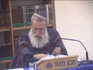 """פורים אצל הרב צבי יהודה קוק זצ""""ל"""