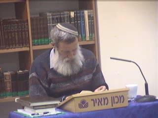 ארץ ישראל כרקע היסטורי למגילת אסתר - חלק א