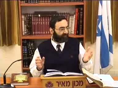 השבת וישראל - זיווג משמים - פינה מספר 7