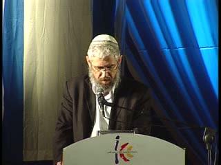 כנס תשובה מאהבה תשסג - הרב מרדכי אלון