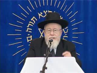 העצרת החגיגית של יום ירושלים בישיבת מרכז הרב