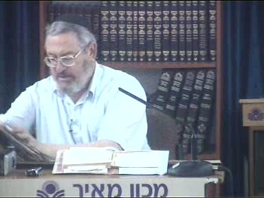 בקשת משה מה  למנות מנהיג לעדה - פרשת פנחס