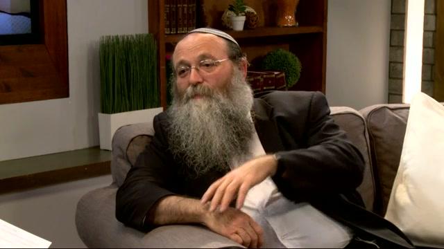 רפואה והלכה - הרב מנחם בורשטיין ראש מכון  פועה