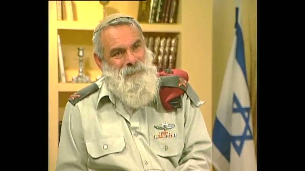 """רבנות צבאית - ראיון מיוחד לקראת יום העצמאות ה 62 לישראל עם תא""""ל הרב אביחי רונצקי"""