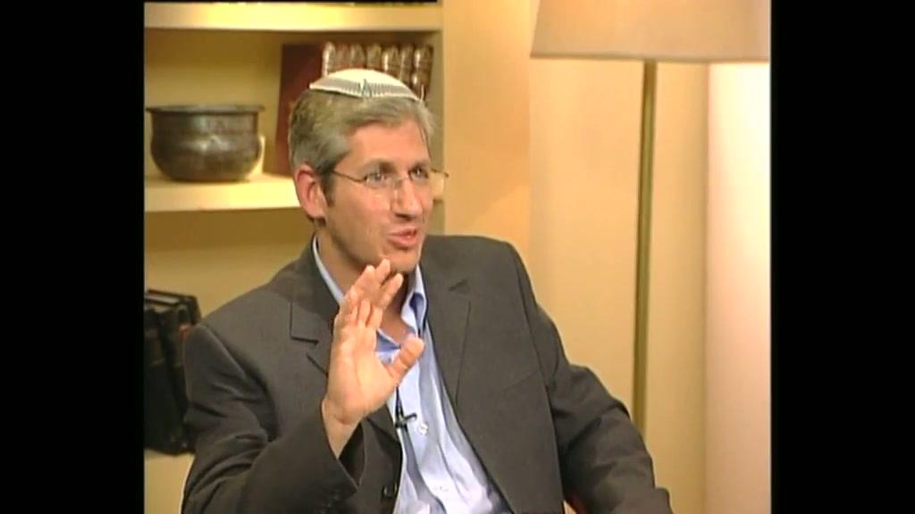 רבנות קהילה - ראיון עם הרב רונן נויבירט