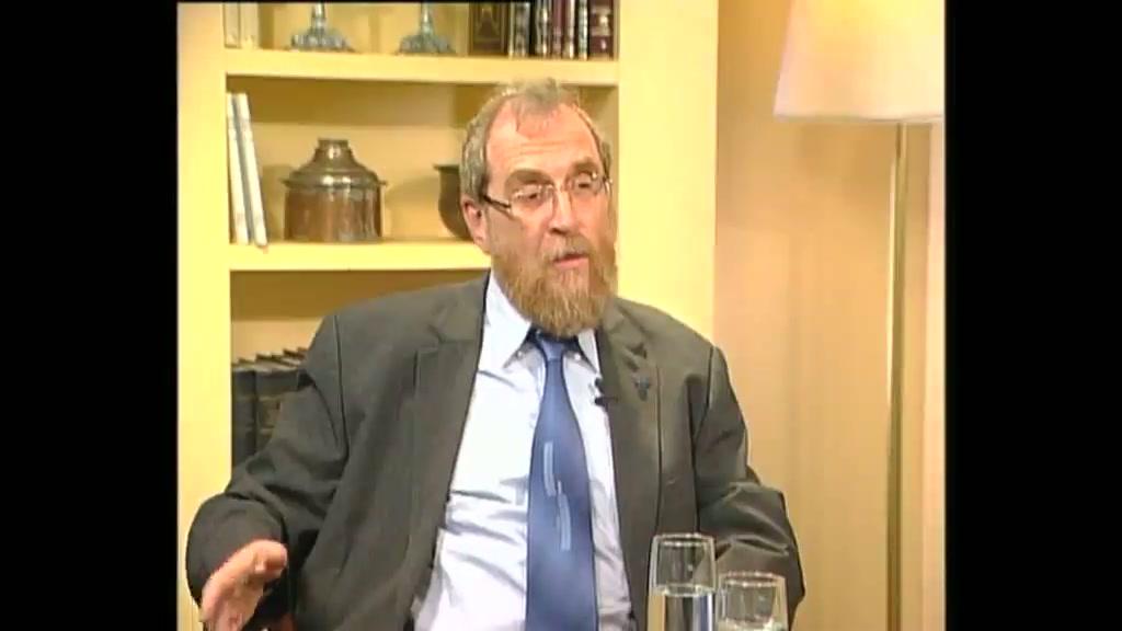 מדע וטכנולוגיה - ראיון עם פרופסור נח דנא פיקארד