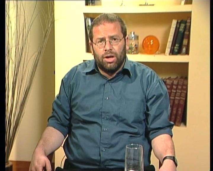 תורה חברה ומדינה - ראיון עם הרב יהודה זולדן