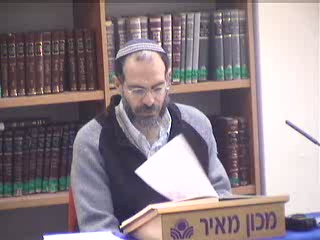 הסכת ושמע ישראל - כתתו עצמכם על דברי תורה
