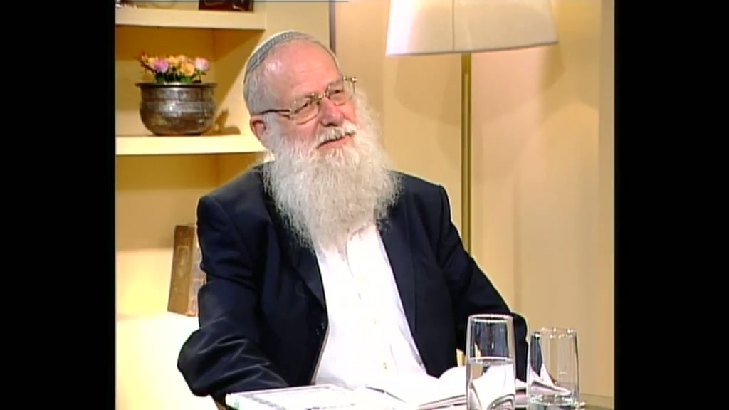 ראיון עם הרב דב ביגון