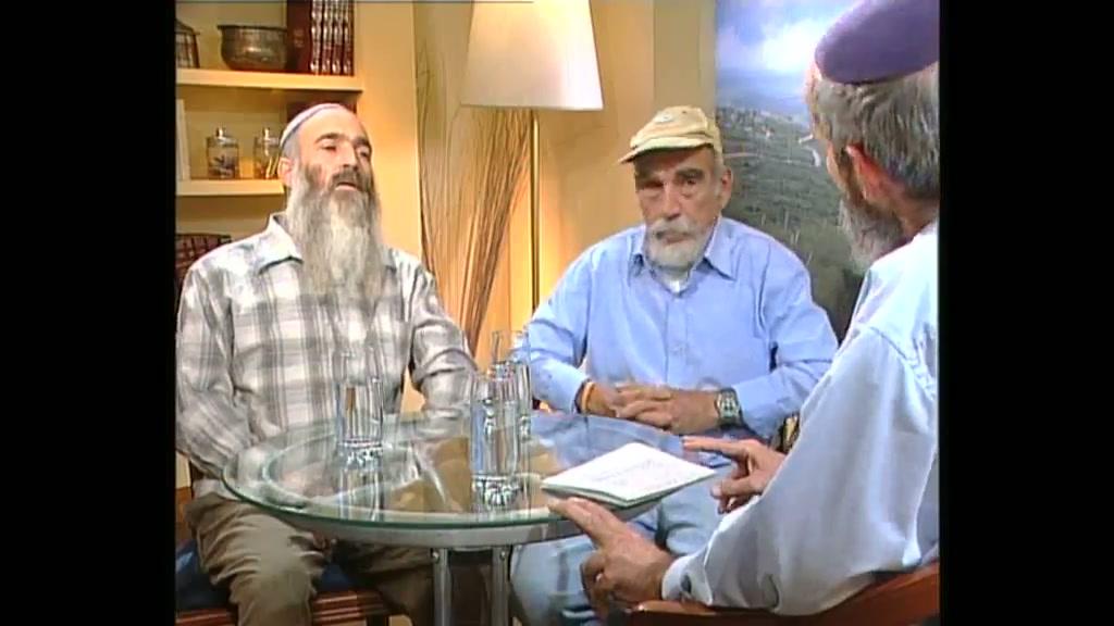 אבות ובנים - ראיון עם מנחם וירון בן צבי