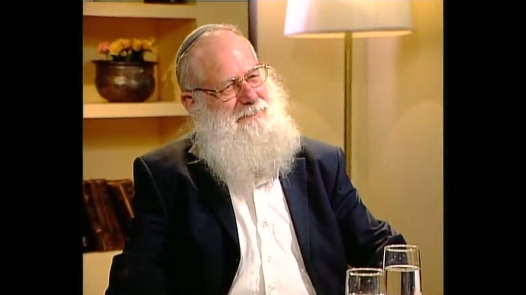 דרכי ליהדות 2 - ראיון עם הרב דב ביגון