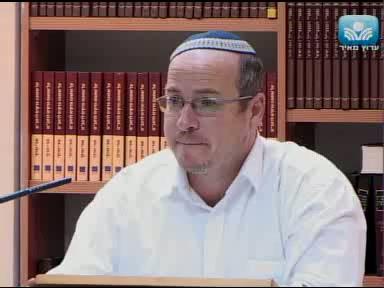מסירות נפש עבור כלל ישראל - פרשת וארא
