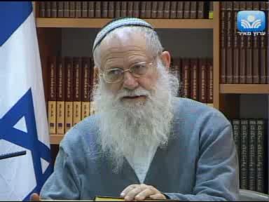 שלטון כלשהוא של ערבים בארץ ישראל - הוא חורבן אותו מקום