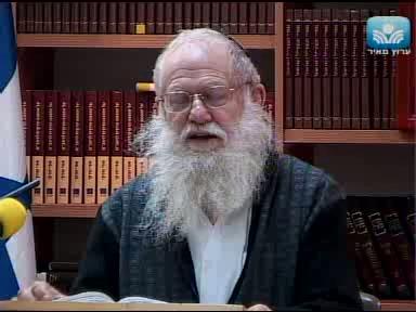 מנהיגות רוחנית לעם ישראל