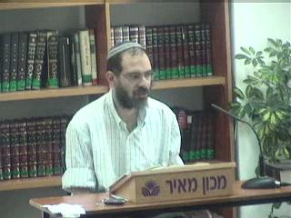 שיעור ליום הזכרון לחללי צהל - מאמר מתוך ישראל ותחייתו פסקה יד