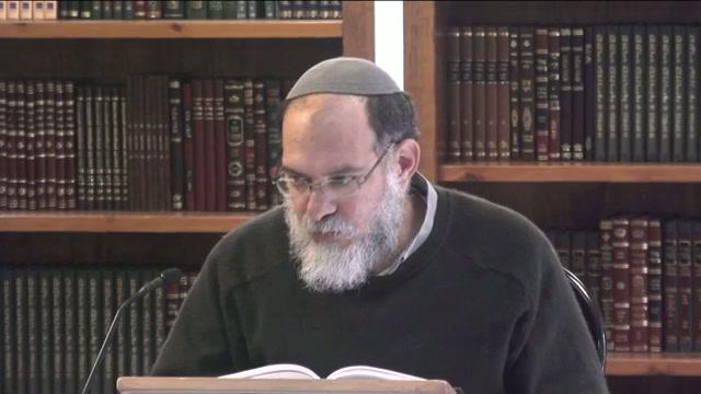 ישראל נענשים בעת ירידתם בגלל שלכל מעשיהם הקטנים יש משמעות גדולה