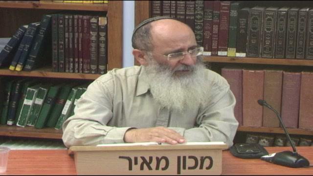 כשאדם אוהב באמת את עם ישראל זה מעורר בו גם אהבת תורה