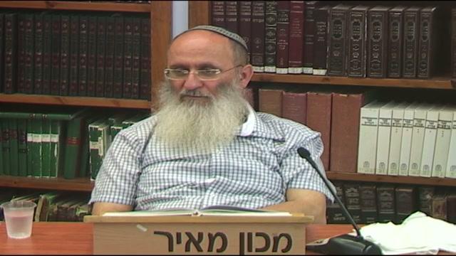כל מלוא שיעור הקומה הישראלי יופיע מחדש כשישוב עם ישראל לארצו