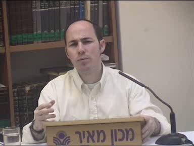 """""""עומס בדרך ההלכה"""" – למה ההלכה היהודית כל כך """"קטנונית"""""""