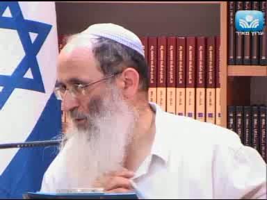 ירושלים בידינו - בכח הזכות או בזכות הכח?