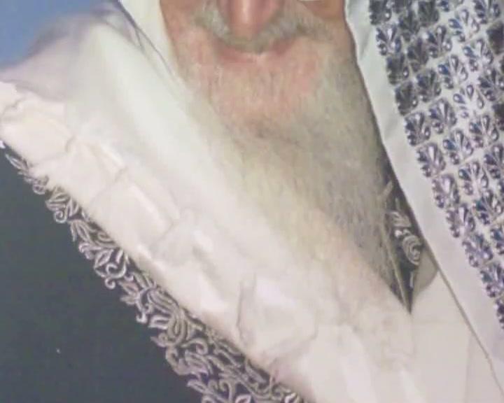 ראיון עם הרב שמואל אליהו