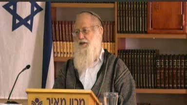 """""""לך כנוס את כל היהודים"""" - אחדות ישראל"""