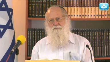 לימוד התורה בישראל הוא עניין לאומי ולא עניין פרטי