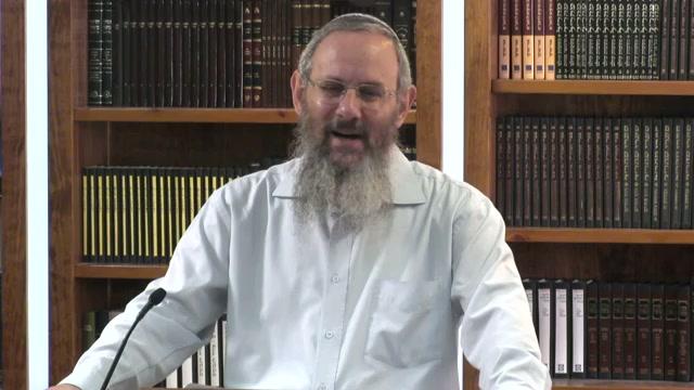 גבורה בגלות וגבורה בארץ ישראל - שיעור מספר 2