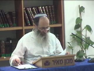 הזהירות מפני המגע עם דעות הרסניות - ישראל ותחייתו פסקה ז