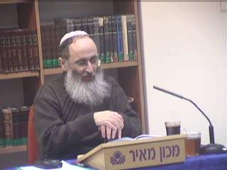 אשרי איש שחושב עצמו כשיריים לגבי כנסת ישראל