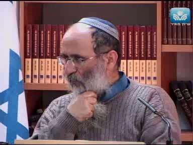 הדרישה הישראלית לנקיון במחשבה האלוהית