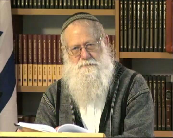 הצד הטבעי והצד הלימודי שבכנסת ישראל - חלק ב