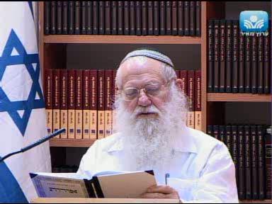 אהבת אלהים מעוררות איתה את אהבת ישראל