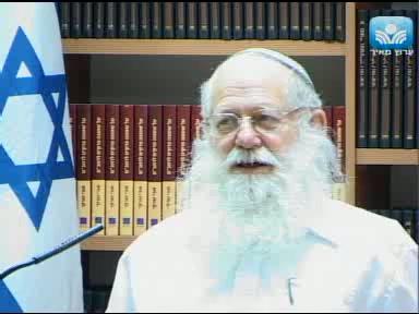 ההשגה היותר רוממה של האלוהות דרך עם ישראל לאומות כולן