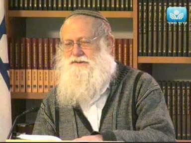הצד הטבעי והצד הלימודי שבכנסת ישראל - חלק א