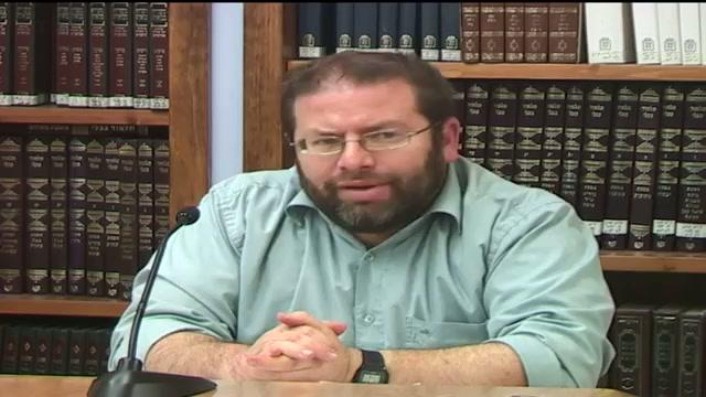 גאוה ותדמית עצמית בעולם התורה - שיעור מספר 11
