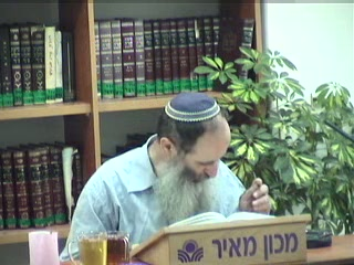 סוף פרק לה ותחילת פרק לו - חלק א - משיח בן דוד ומשיח בן יוסף