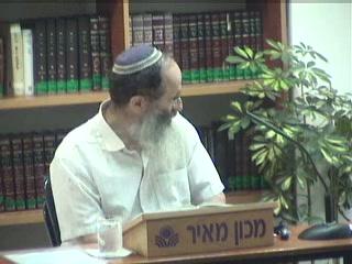ג הדברים שחייבים לסור מישראל טרם ביאת הגואל - סוף פרק לט