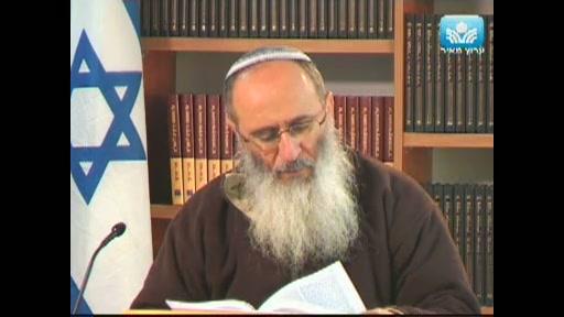 עניינם של ישראל - לגלות את ההנהגה העל טבעית של העולם