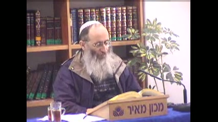ההנהגה הכפולה של עם ישראל על ידי משה ואהרן - פרק לה