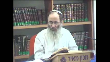 החיבור בין תורת משה ותורת אהרן - פרק ח