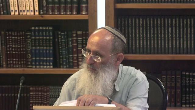 """""""שמעו אלי רודפי צדק מבקשי ה """" - ביהדות אי אפשר להשיג השגות עליונות ללא מעמד מוסרי"""