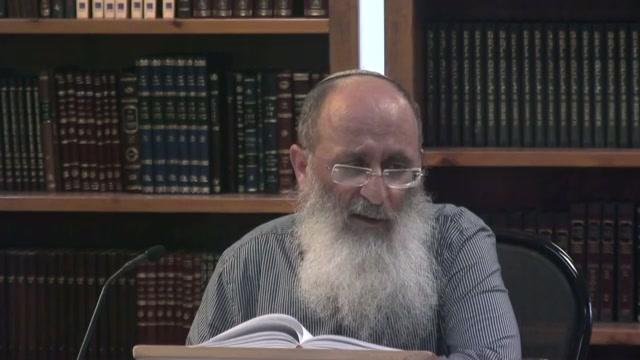"""""""אנכי אנכי הוא מנחמכם מי את ותראי מאנוש ימות"""" - הרגעת ישראל שלא לפחד מאומות העולם"""
