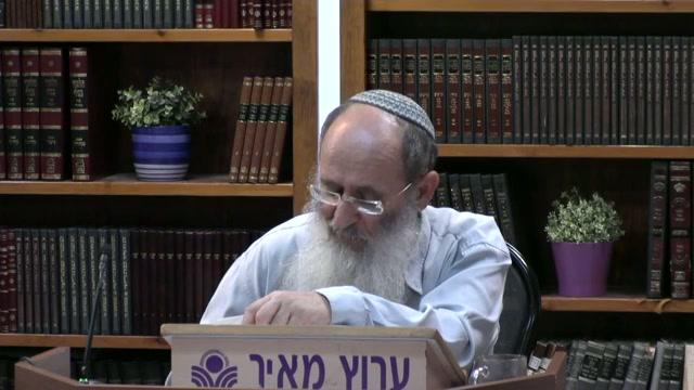 הבטחת ירושת הארץ  לצדיקים שבישראל ולא לעובדי האלילים