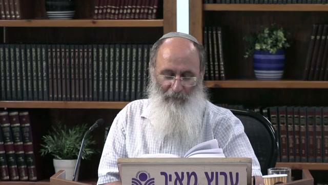 ההתמקדות היתירה של עם ישראל בעבודת הקרבנות